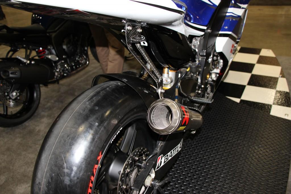 Yamaha M1 MotoGP