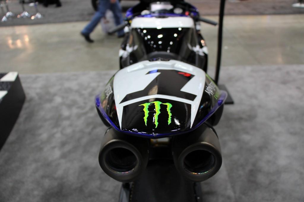 Yamaha R1 Racer