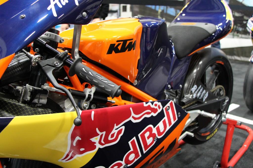 KTM Moto 3 Racer