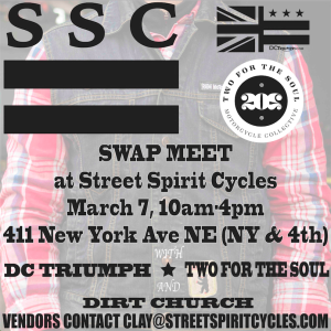 SSC Swap Flyer